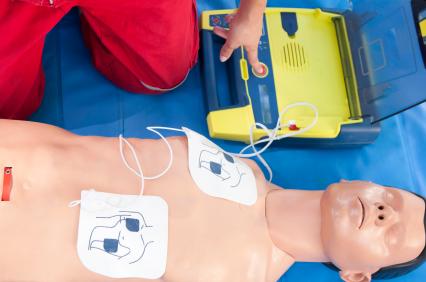 Defibrillator CPR